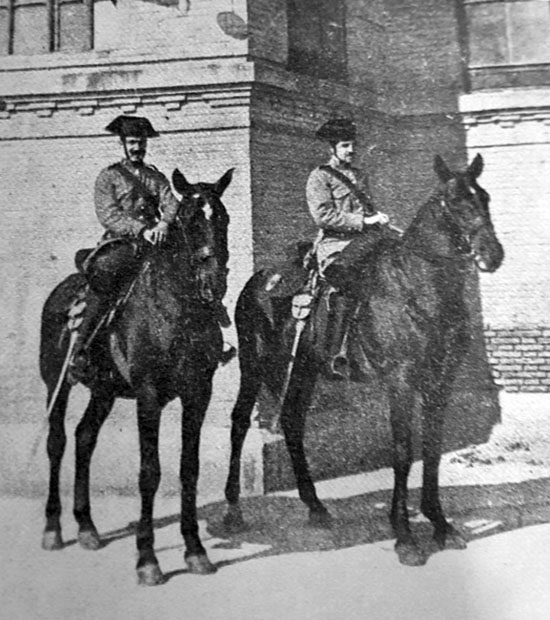 guardia civil 1932