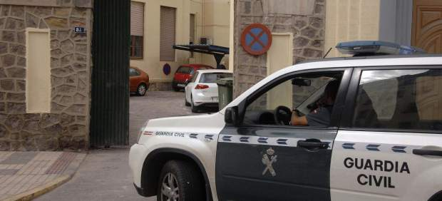 coche guardia civil