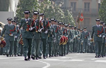 desfile guardia civil11