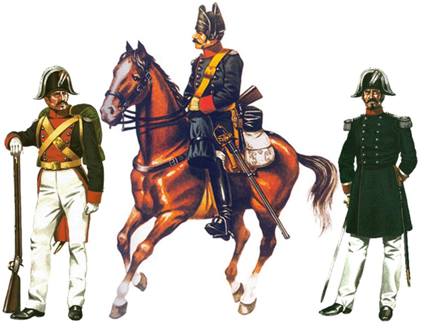 592-LA-GUARDIA-CIVIL-Y-SUS-UNIFORMES
