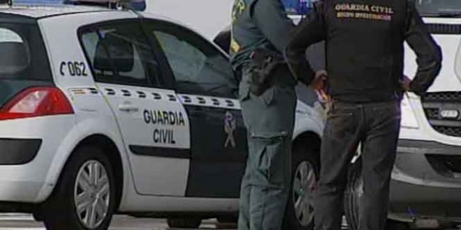 guardia civil n-