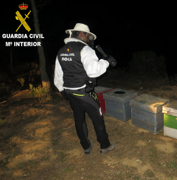 GUARDIA-CIVIL-COLMENAS