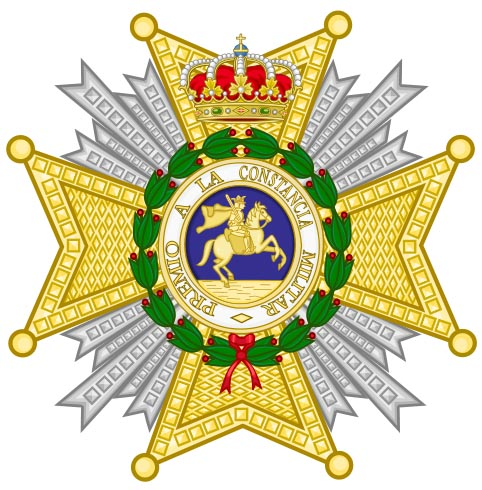 Royal and Military Order of Saint Hermenegild-Grand Cross