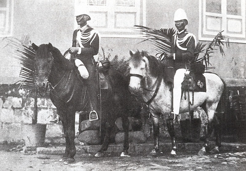 Guardia Civil Filipinas 1898