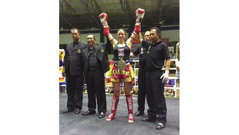 yoanna guardia civil campeona