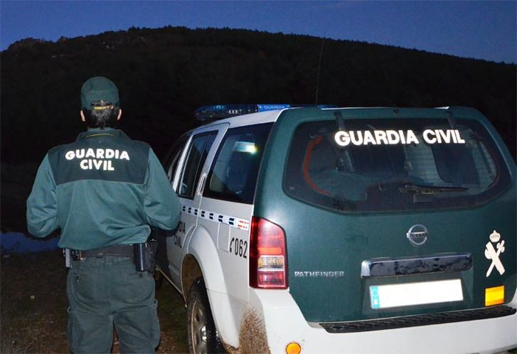 guardia civil noche