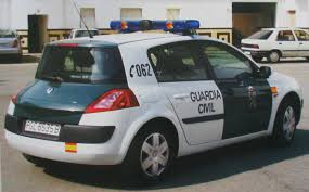 GUARDIACIVIL-DETENIDO-RAJA