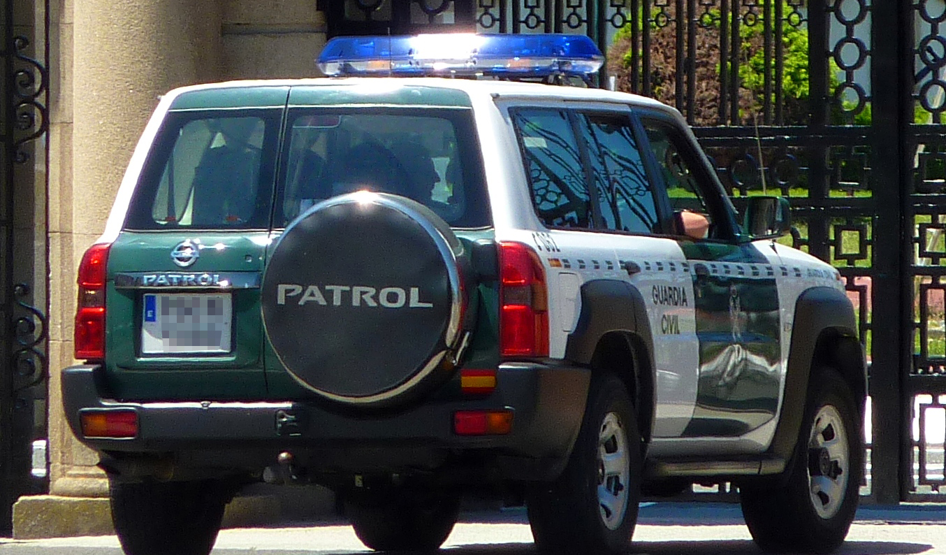 Patrol GR Guardia Civil