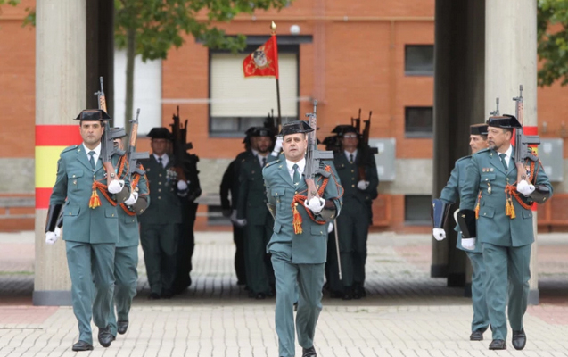 guardia civil salamanca