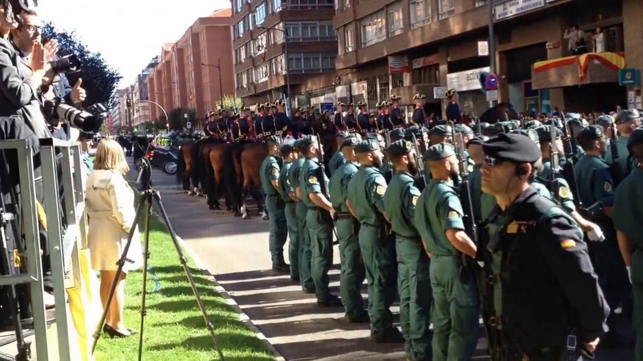 guardia civil burgos