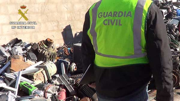 guardia-civil-zaragoza-robo-cable-25-11-15 6