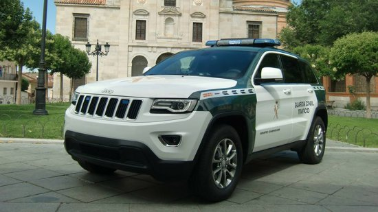 jeep grand cherokee guardia civil 2