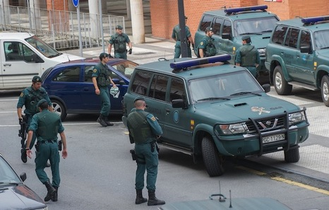 guardia civil-NETAYANHU