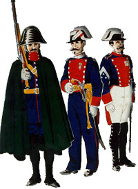 guardia civil 1851