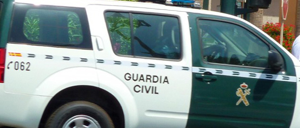Nissan Pathfinder de la Guardia Civil-1024x443