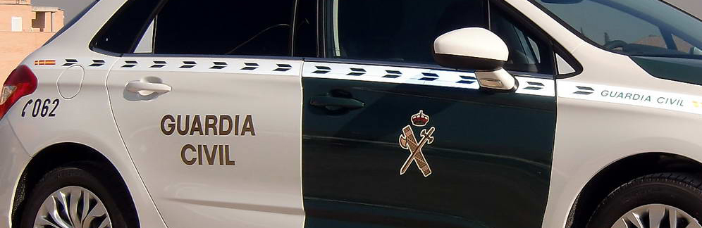 guardia civil pinos-puente