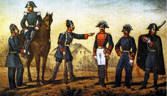 Guardias Civiles-1844