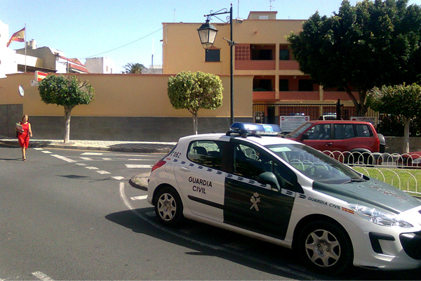 guardia civil aguimes 1a