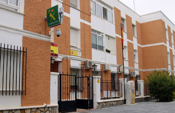Guardia Civil Huercal Overa