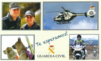 guarcia civil exhp