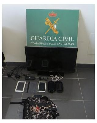 guardia civil corralejo