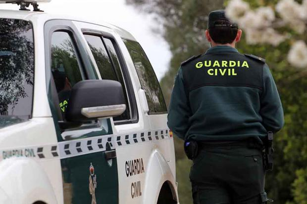 guardia civil calvia