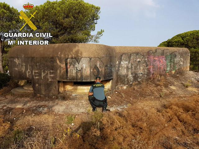 guardia civil huelva