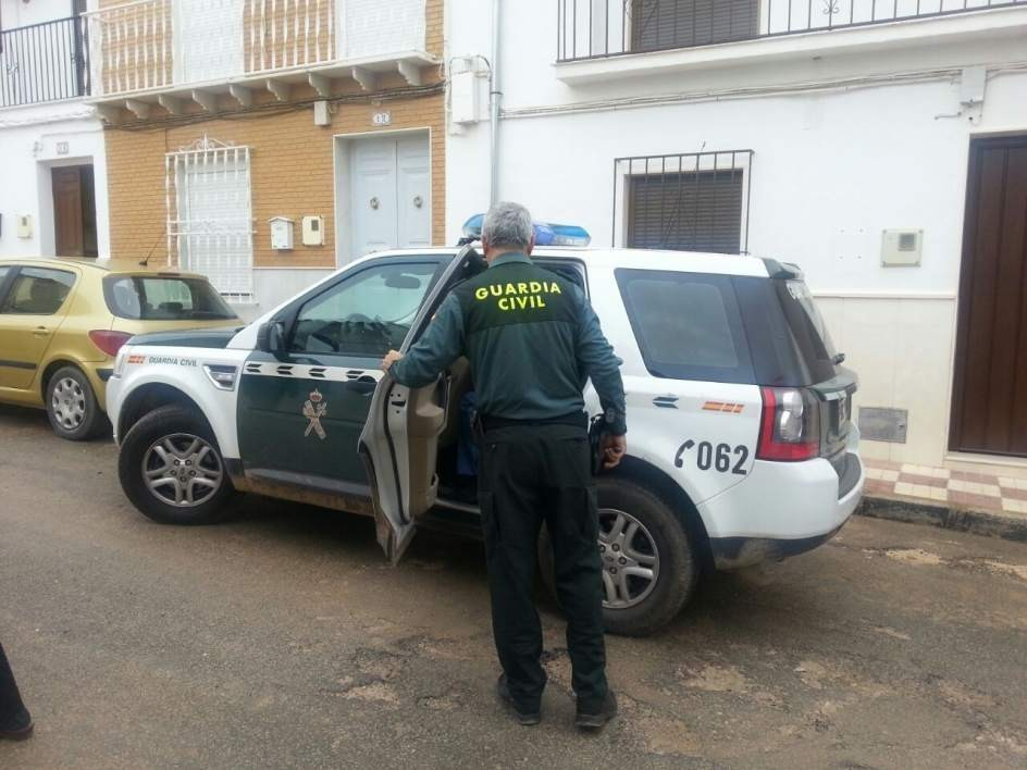 guardia civil huerta zaragoza