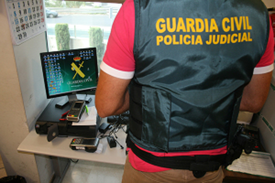 guardia civil toledo policia judicial