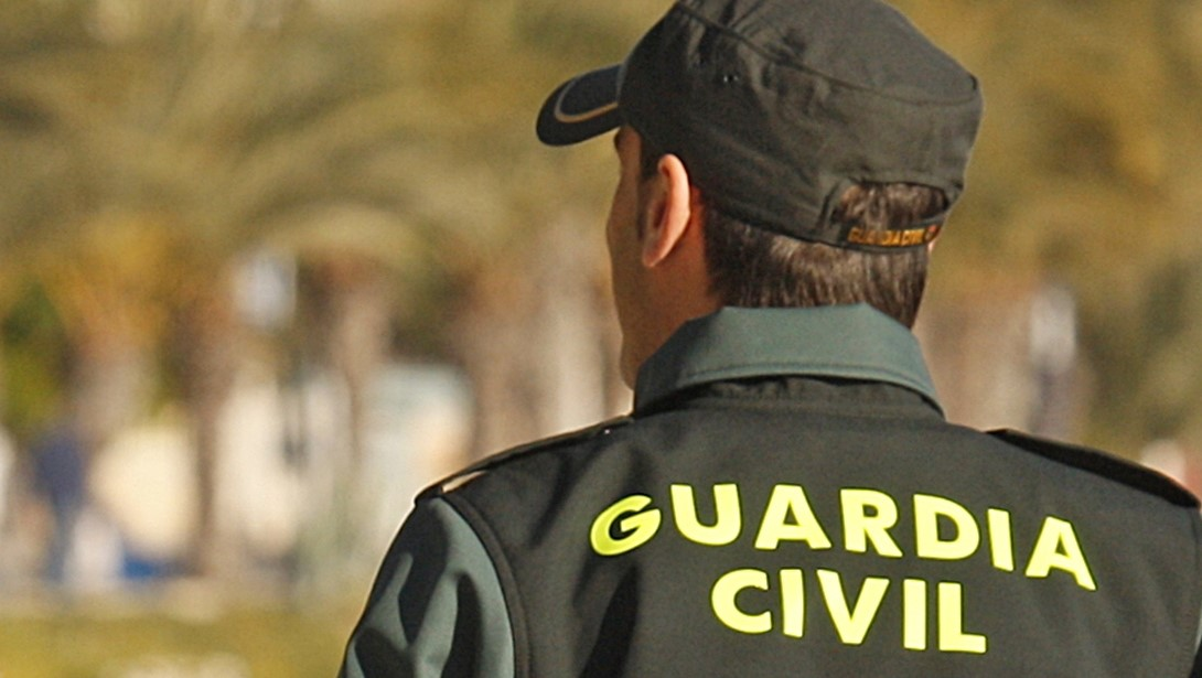 guardiacivil apie