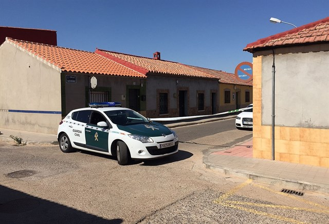 guardia civil argamasilla de calatrava