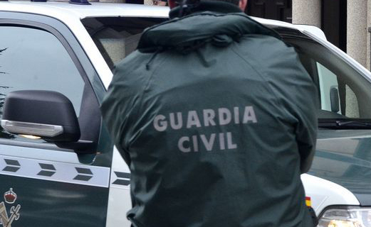 guardia civil de villanueva de gallego