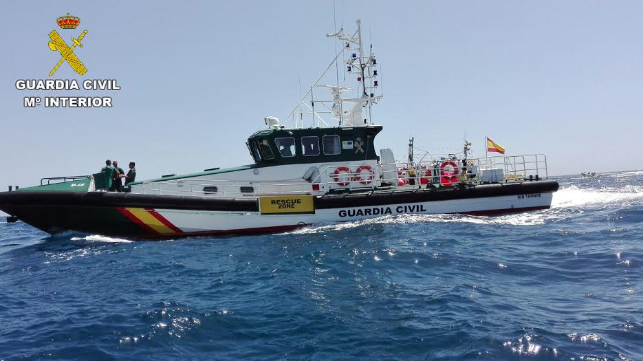 guardia civil mar