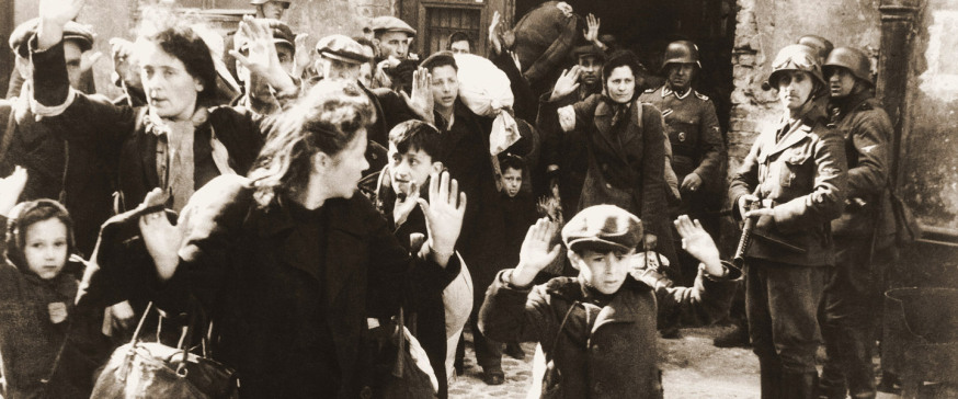 hero-stroop report - warsaw ghetto uprising pd