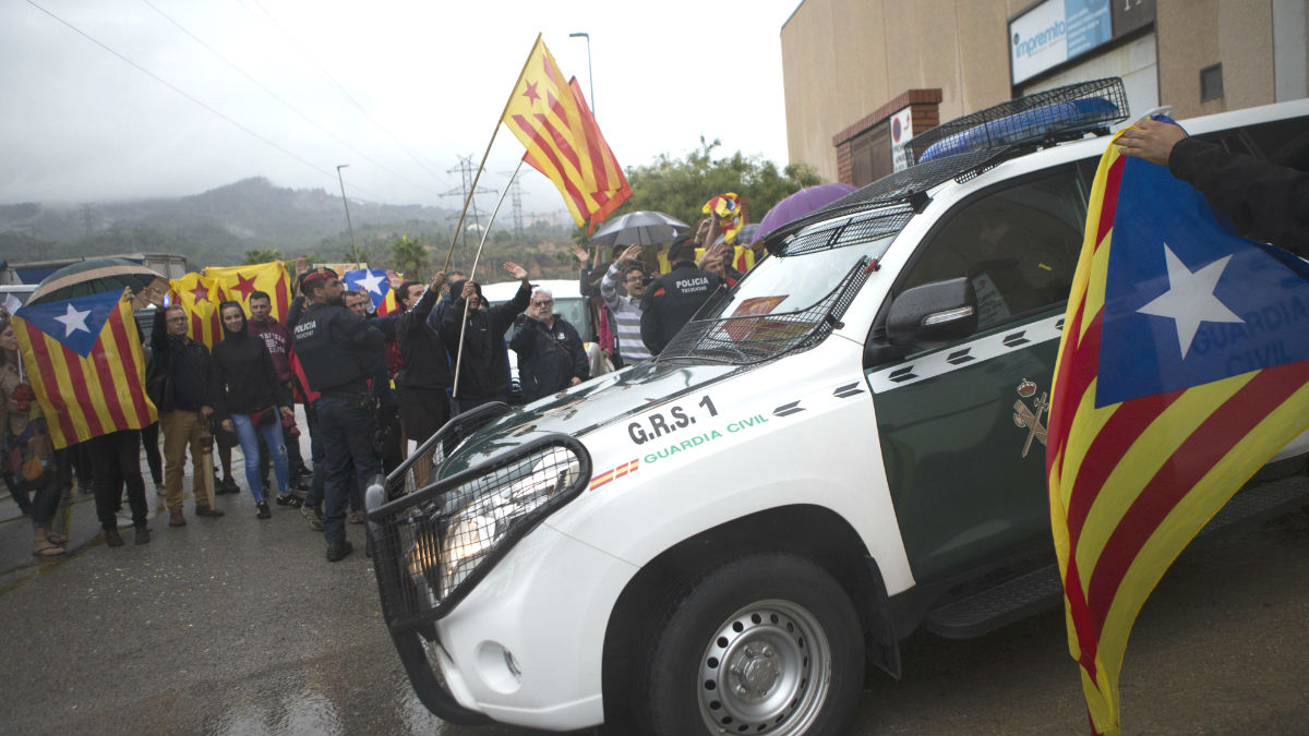 guardia civil medios