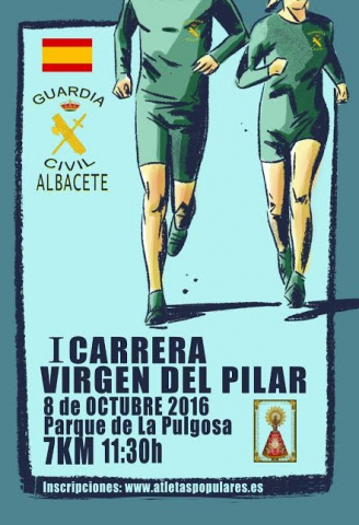 carrera popular virgen pilar albacete