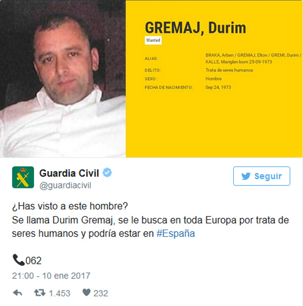 buscado gc europol copia