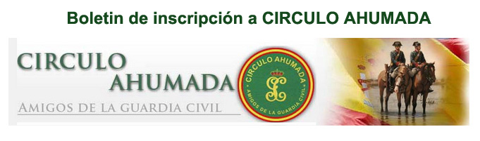 INSCRIPCION circulo ahumada