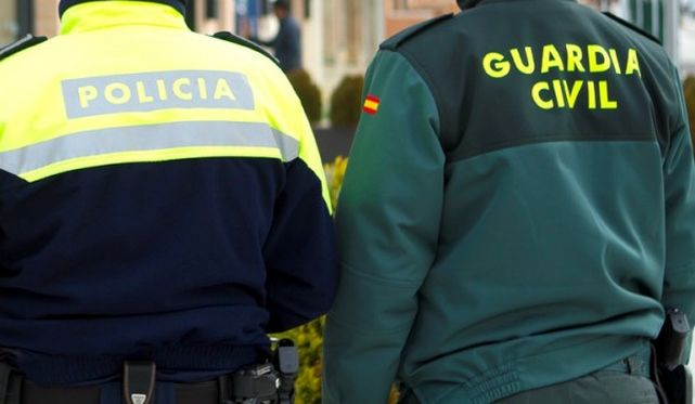 Agentes Policia Guardia Civil