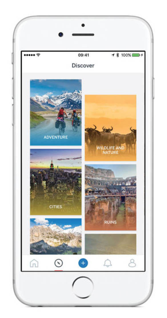 trips nueva app de lonely planet