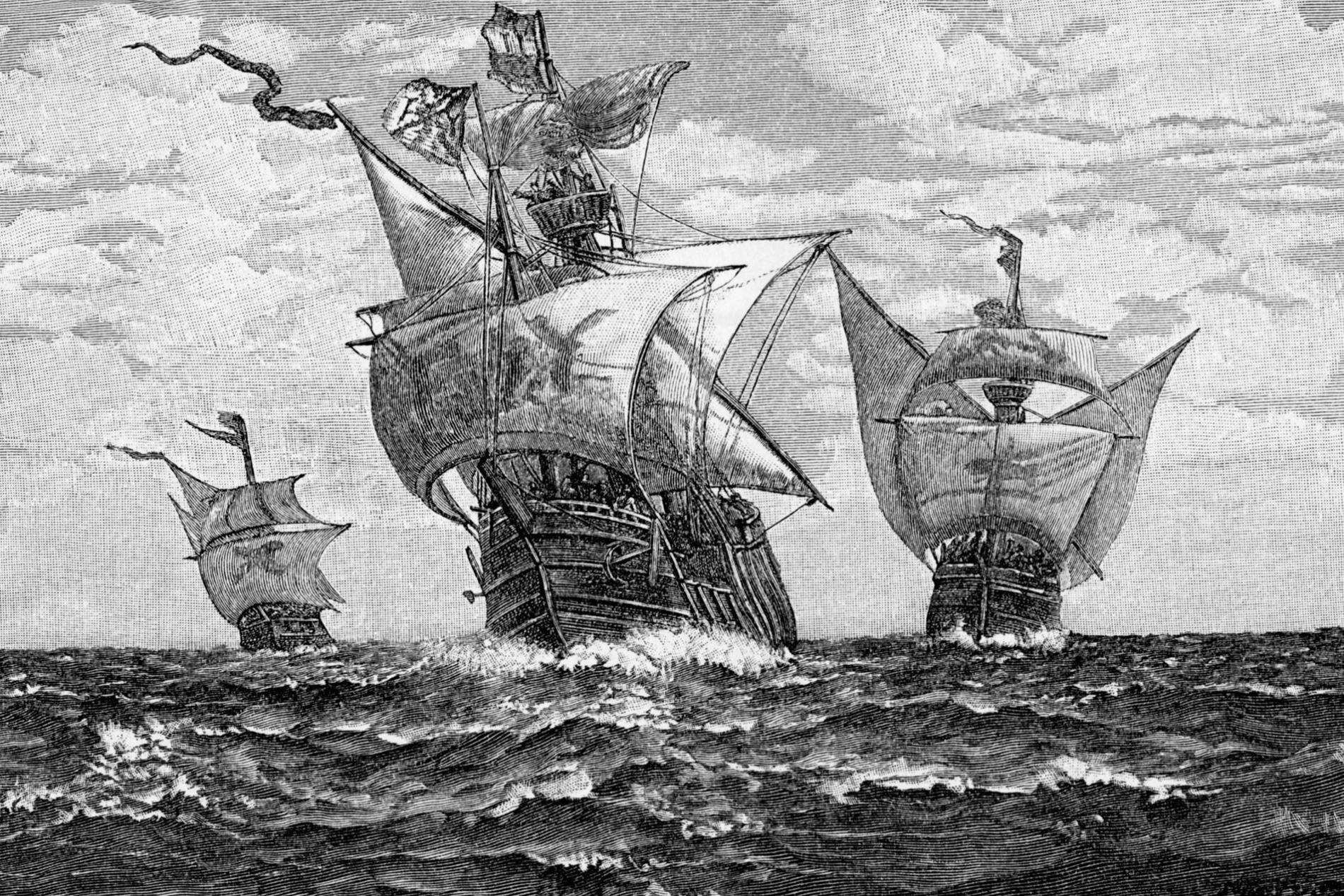 columbus ship GettyImages 517331824