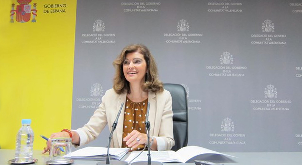 ana botella secretaria estado