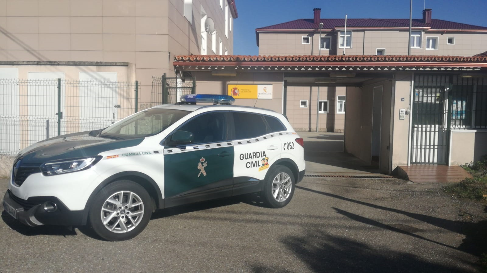20190911 PUESTO GUARDIA CIVIL DE MOS