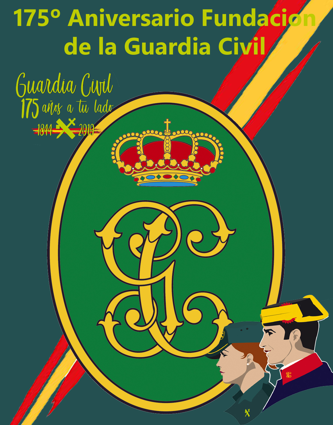 175 Aniversario Guardia Civil