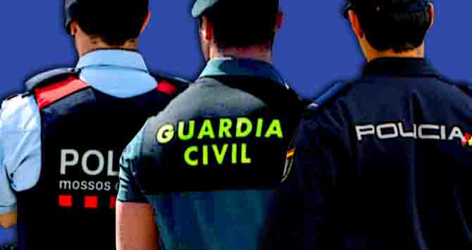 mossos guardia civil policia nacional copia
