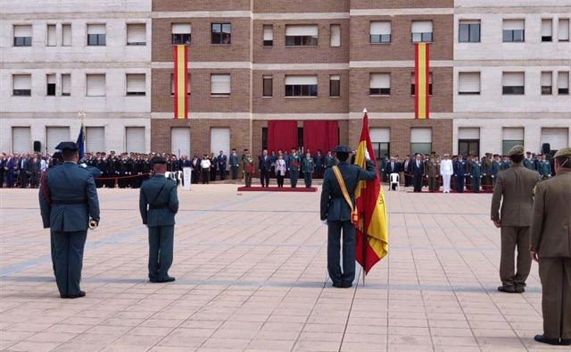 guardia civil barcelona 175 aniv