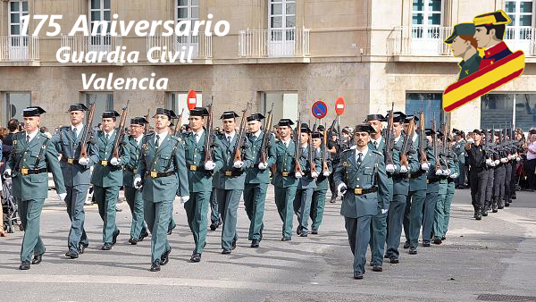 guardia civil valencia