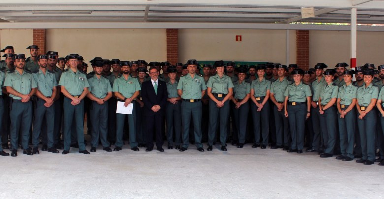 guardia civil murcia