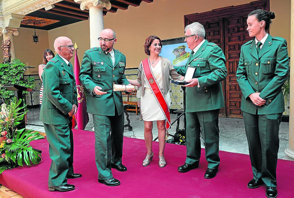 guardia civil teruel