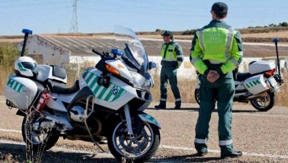 trafico guardia civil